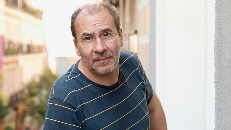 Eugenio Ampudia en Convidados