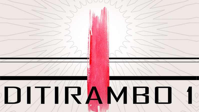 Ditirambo 1. Música y danza
