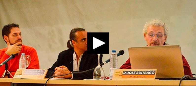 Pepe Buitrago en la Escuela de Arte Antonio López